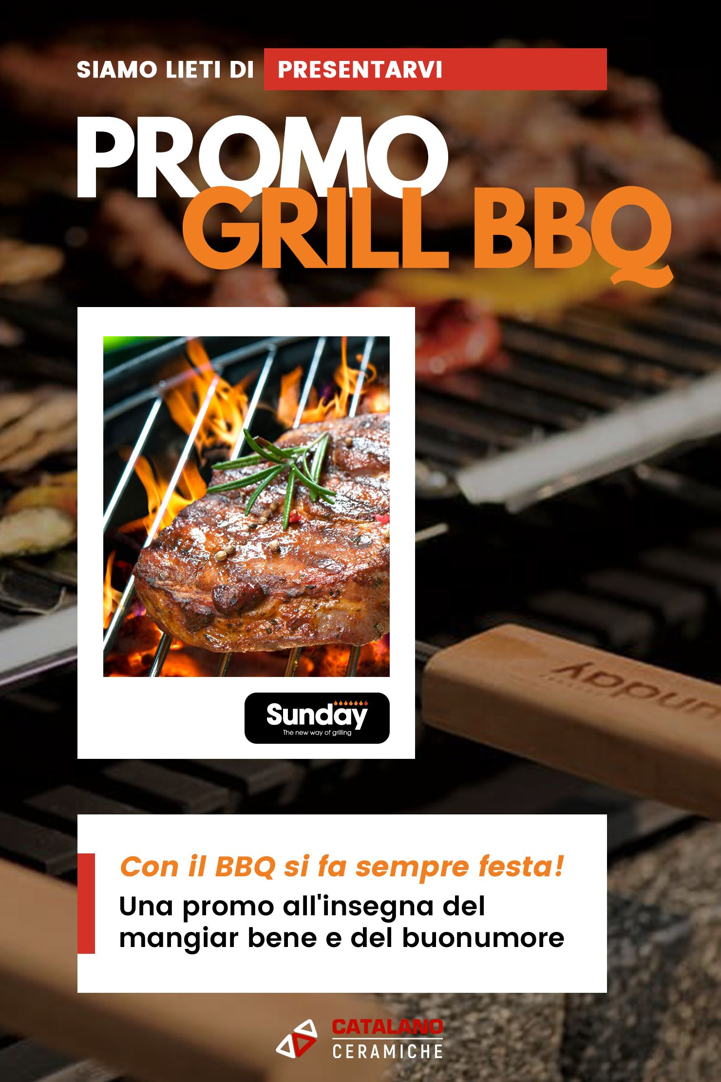 Promo Grill BBQ _ Sunday MCZ Group